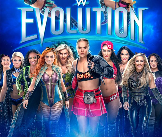 WWE Evolution (2018) – Ladies Night