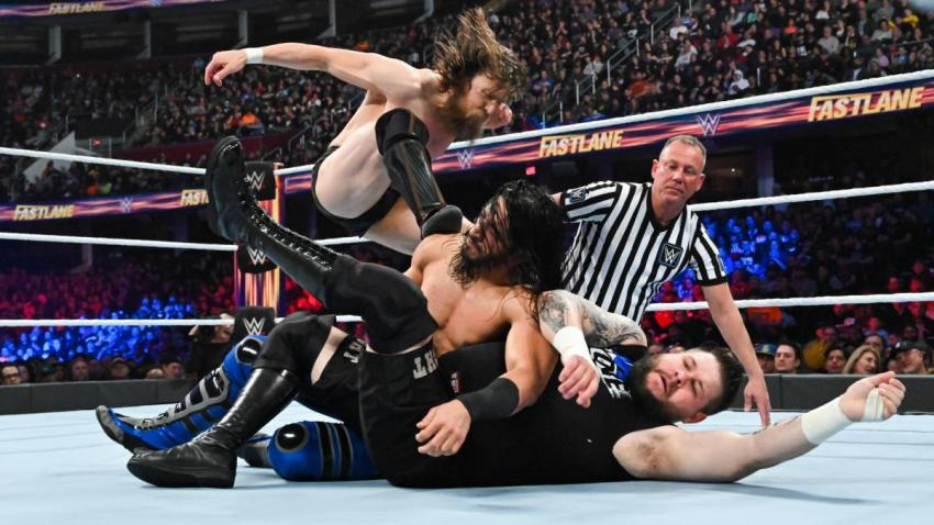 Fastlane 2019 - Daniel Bryan vs Kevin Owens vs Mustafa Ali