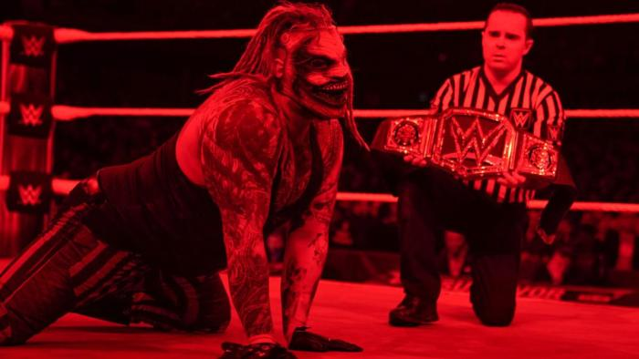 Bray Wyatt vs Daniel Bryan - Survivor Series 2019
