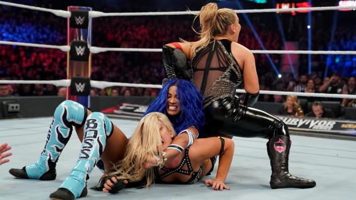 Ladies Survivor Series - Survivor Series 2019