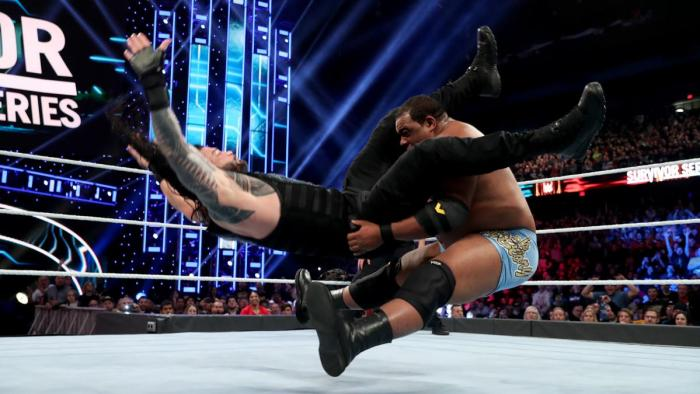 Mens Survivor Series Match - Survivor Series 2019