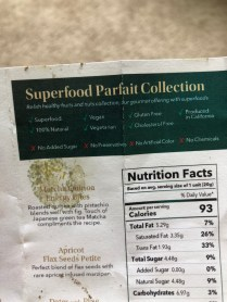 Laumière Superfood Parfait Collection 10