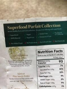 Laumière Superfood Parfait Collection 10