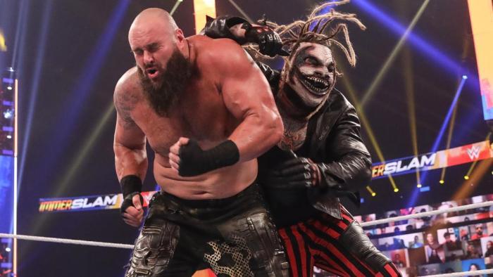 Fiend vs. Strowman SummerSlam (2020)