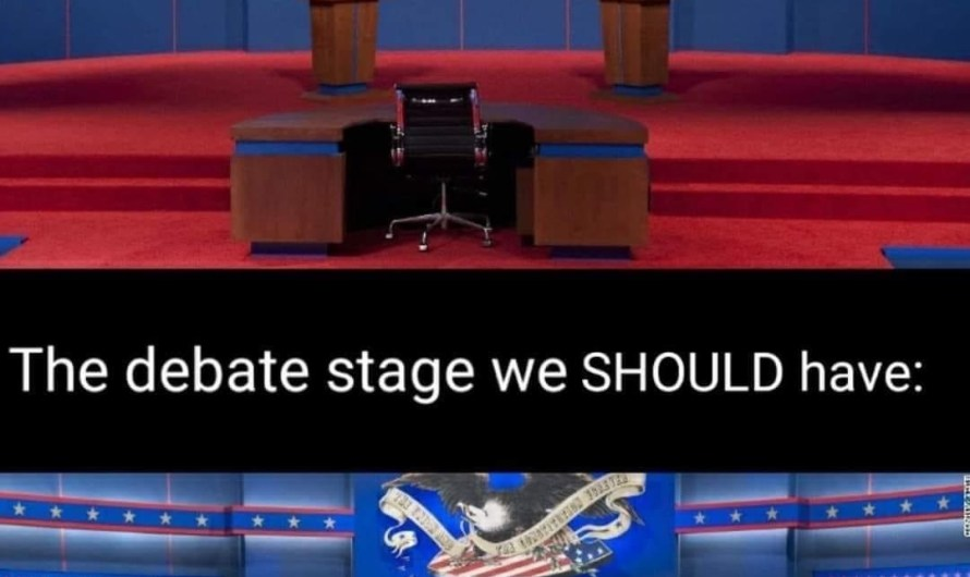 The Debate Stage We Should Have