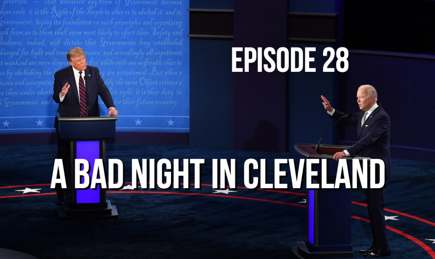 A Bad Night In Cleveland – Episode 28
