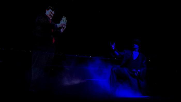 The Undertaker - Paul Bearer - Survivor Series (2020)