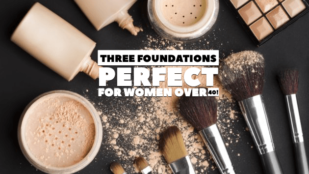 Best Makeup Foundations Over 40