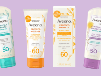 Aveeno Facial Sunscreen