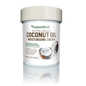 Buy Nature Well Coconut Oil Moisturizing Cream
