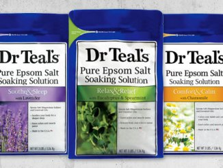 Dr. Teal's Pink Himalayan Mineral Soak Review
