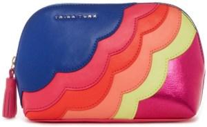 Trina Turk Rainbow Rumba Cosmetic Case