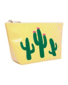 Lolo Bags Avery Medium Cacti Cosmetics Bag