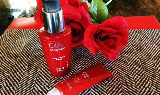 Oil of Olay Skincare Favorites