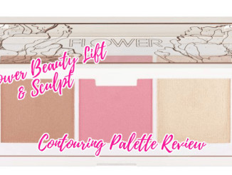 Flower Beauty Lift & Sculpt Contouring Palette Review