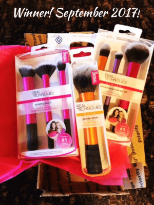 Real Techniques Makeup Brushes!
