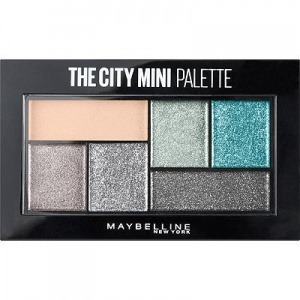 City Mini Palette in Girls Night Glimmer