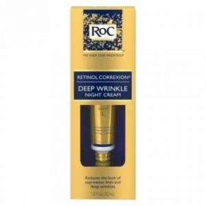 Roc Retinol Deep Wrinkles Night Cream