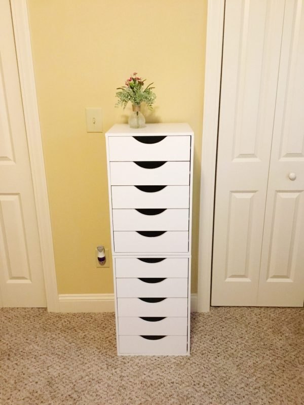 I Saved $120 With This IKEA Alex 9 Drawer Dupe