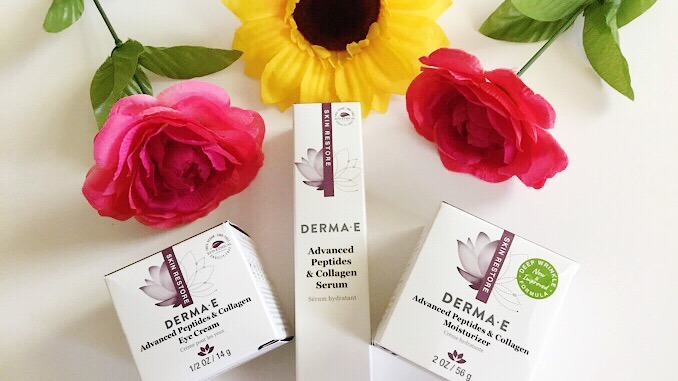 Derma E Advanced Peptides & Collagen Review