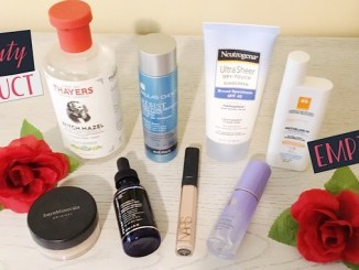 Beauty Empties