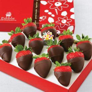 Edible Arrangements Chocolate Strawberries