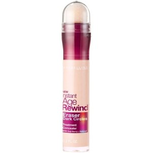 Maybelline Instant Age Rewind Concealer is top rated in Amazon Makeup.