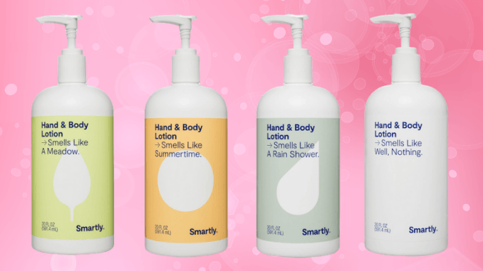 Smartly Hand and Body Lotion Review