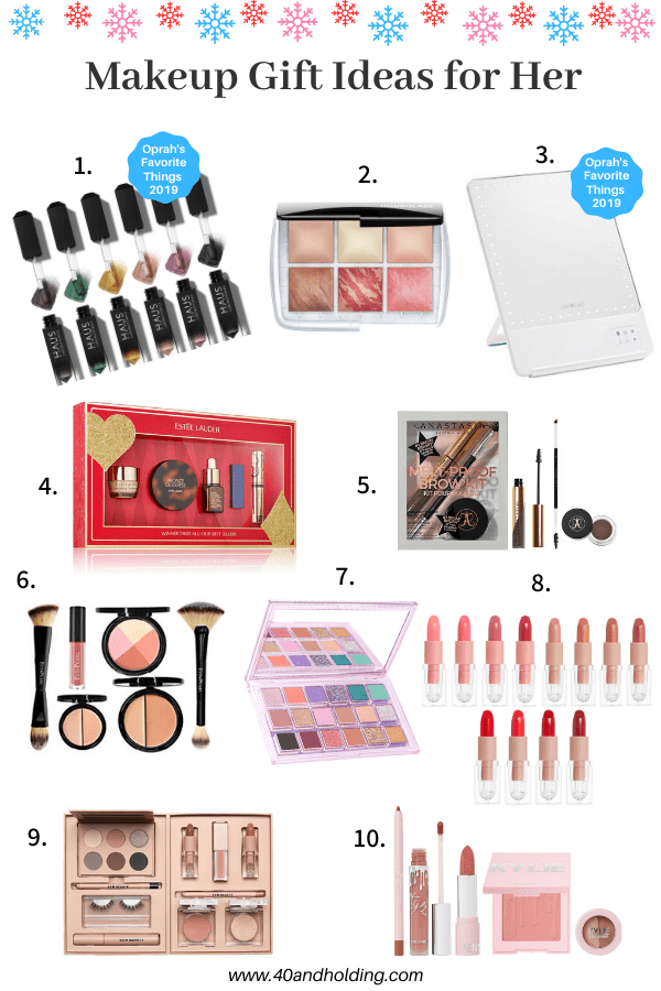 Makeup Gift Ideas for Her