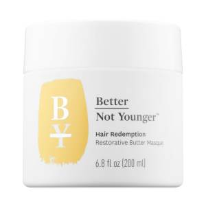 Better Not Younger Hair Redemption Masque