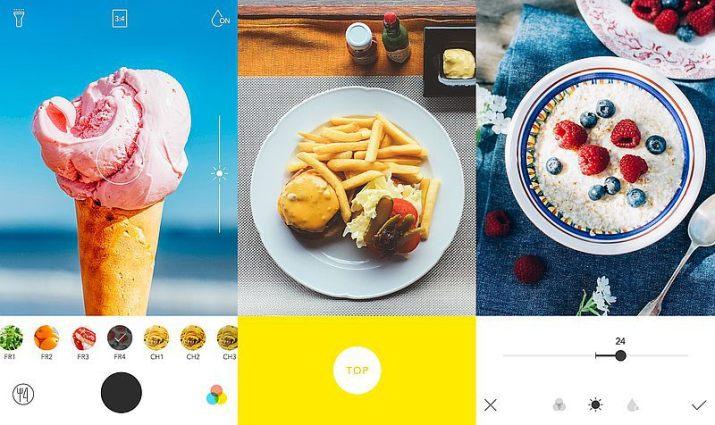 Apps para Instagram: Foodie