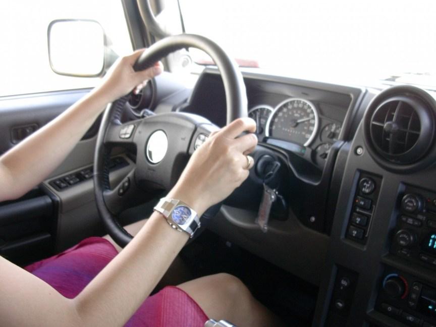 Iets met vrouwen en auto's