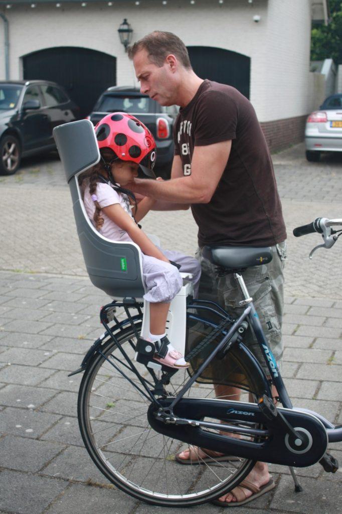 Veiligheid op de fiets! - review Nutcase fietshelm