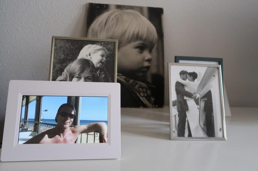 Denver social Photoframe, meer dan een digitale fotolijst