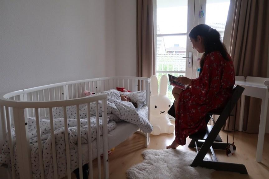 Afscheid nemen van fases in het leven van je kind, als veertigplus moeder