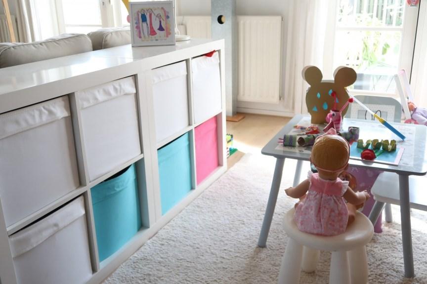 Opruimen, waarom het een ding is en blijft als moeder
