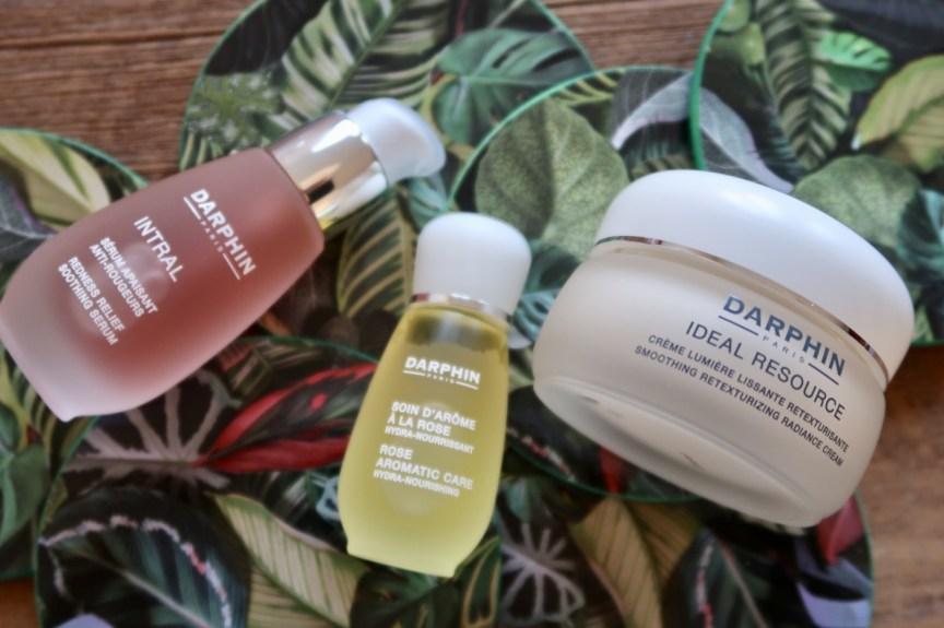 Darphin, botanische krachten voor je (veertigplus) huid?