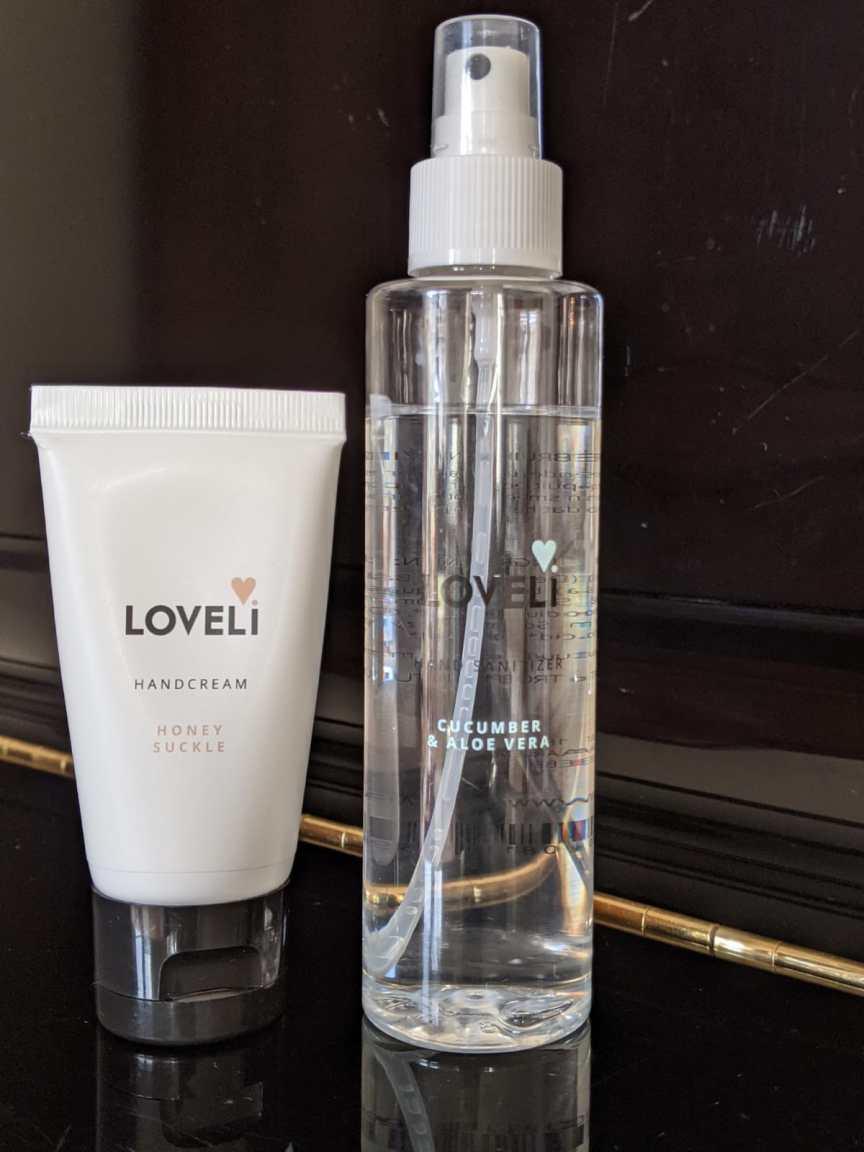 Isn't she 'Loveli' - 100% natuurlijke producten