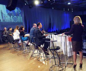 Panel de influenciadores en #FOARD2016
