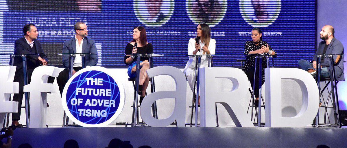 El panel de influenciadores en #FOARD2016