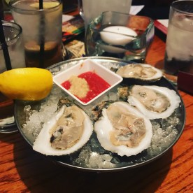 $1.50 Blue Point Oysters...We went through 4 orders of these