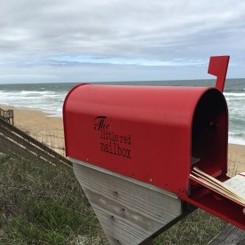 Little Red Mailbox OBX