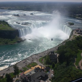 Niagara Falls from the Skylon Tower