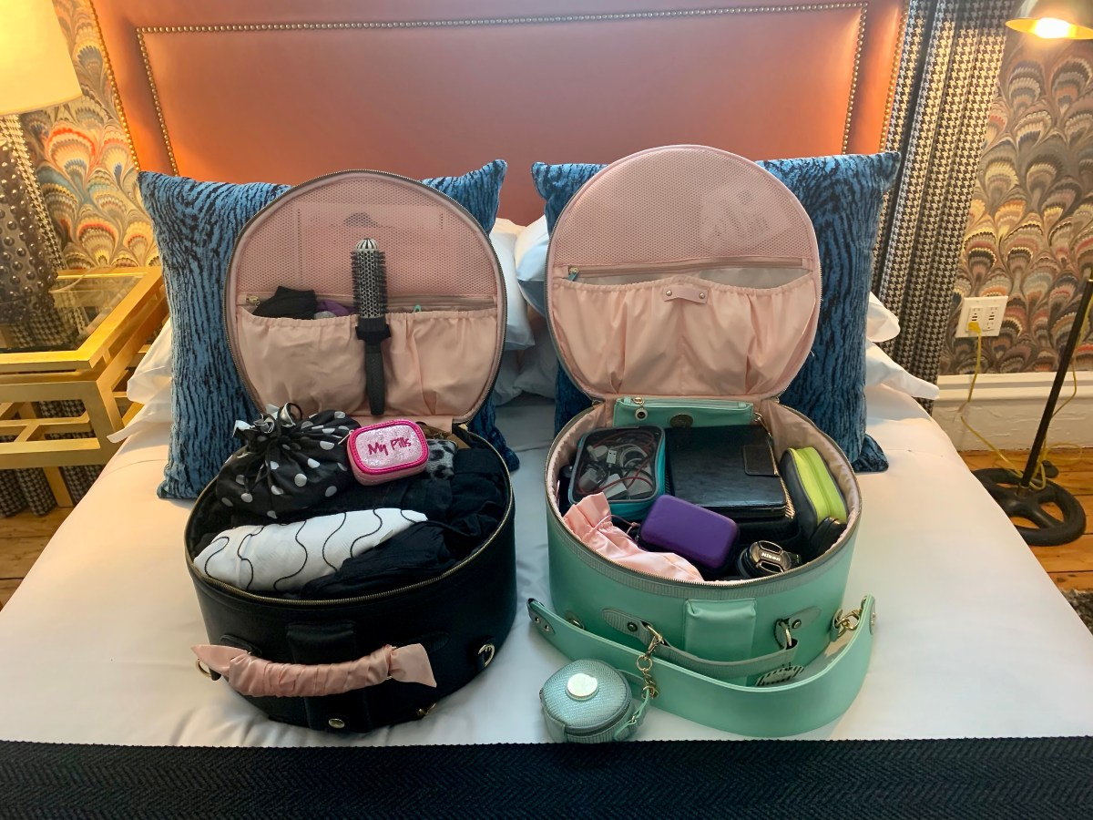 Smart Birdy Luggage Review and Packing Tutorial