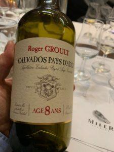 Calvados Roger Groult 8 lat