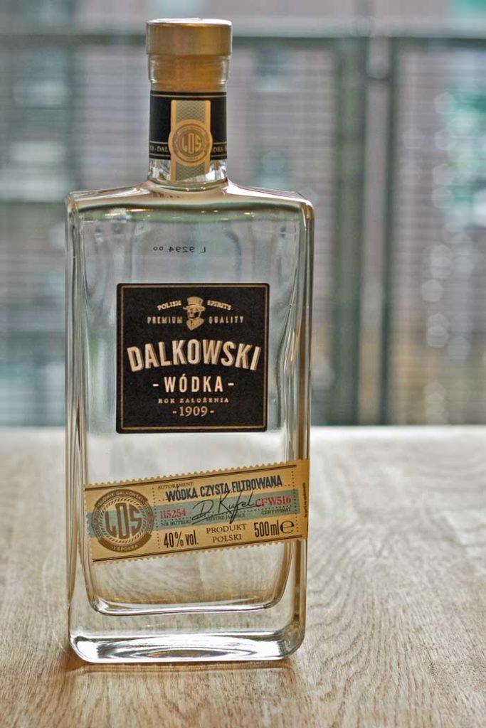 Dalkowski, Wódka Czysta Filtrowana