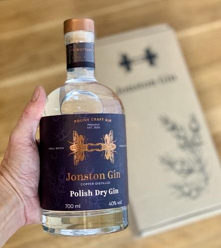 Jonston Gin - Polish Dry Gin