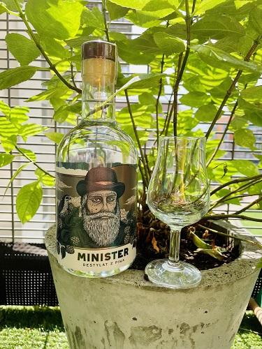 Wytwórnia Destylatów Minister - destylat z piwa