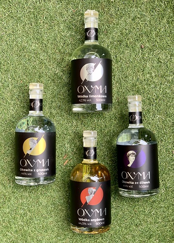 Oxyma spirits