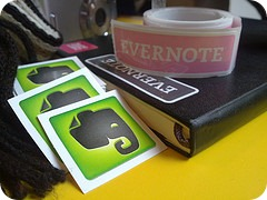 Getting Things Done (GTD) in Evernote with Only One Notebook